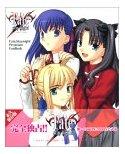 Fate/staynight Premium FanBook